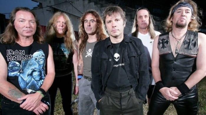 Iron Maiden – Még mindig élveznek minden egyes koncertet