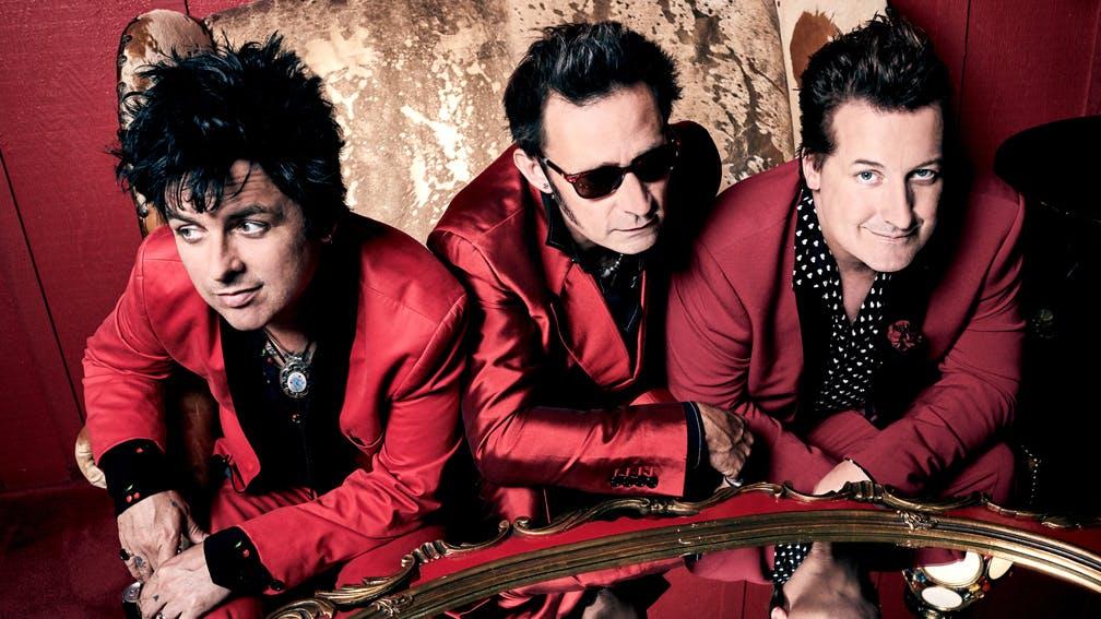 Green Day – A totális káoszt elevenítik meg új albumukon