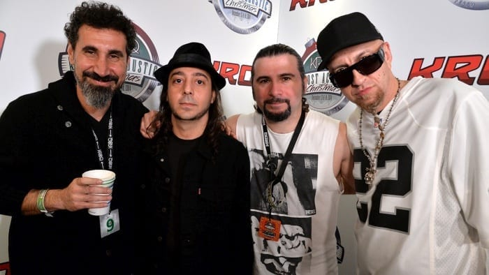 System Of A Down – Turné lesz, de album nem