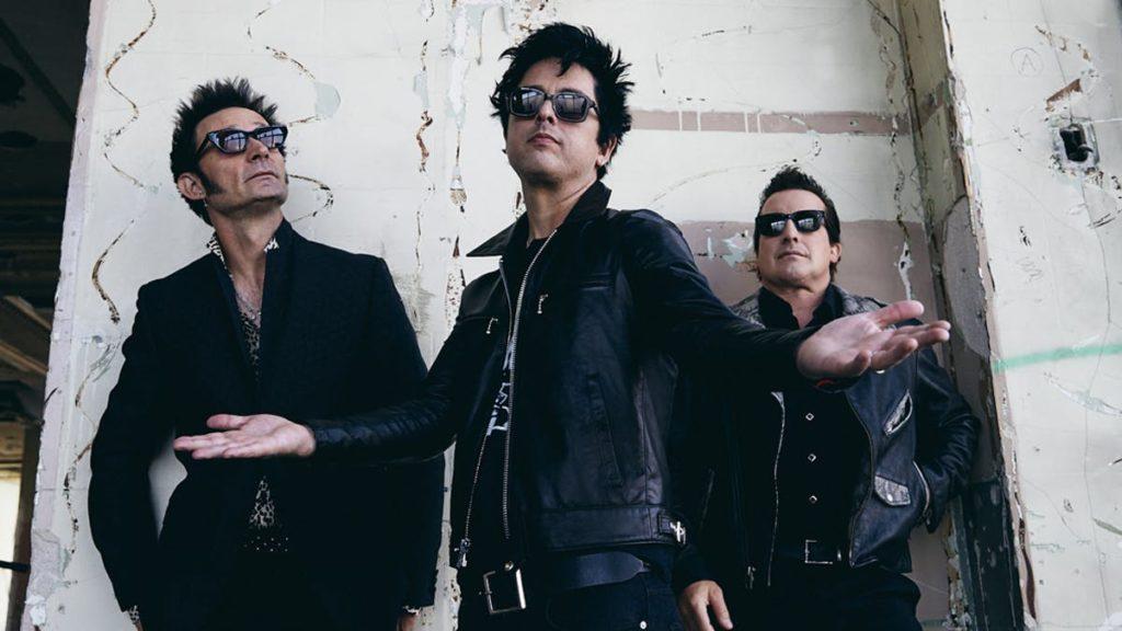 Green Day – Pörgős új dalok nem kevés mondanivalóval