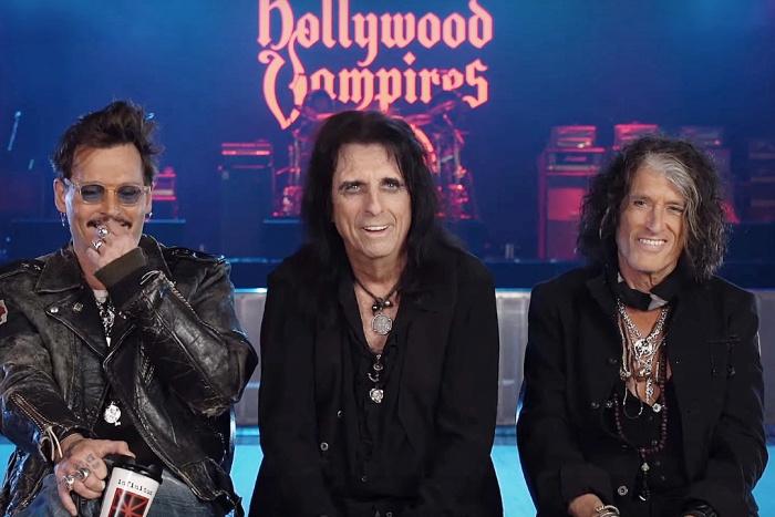 Hollywood Vampires – A rock and roll legnagyobb titkai