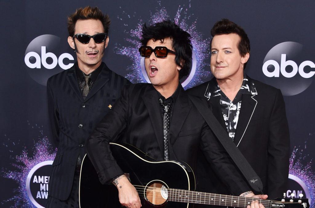 Green Day – Nem rivalizálnak turnétársaikkal
