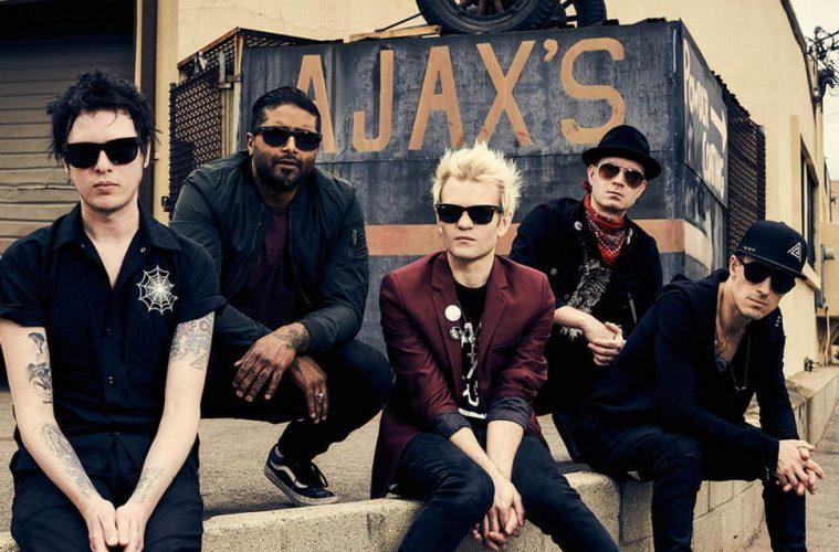 Sum 41 – Tengerentúli punk rocktól zengenek az európai koncerttermek