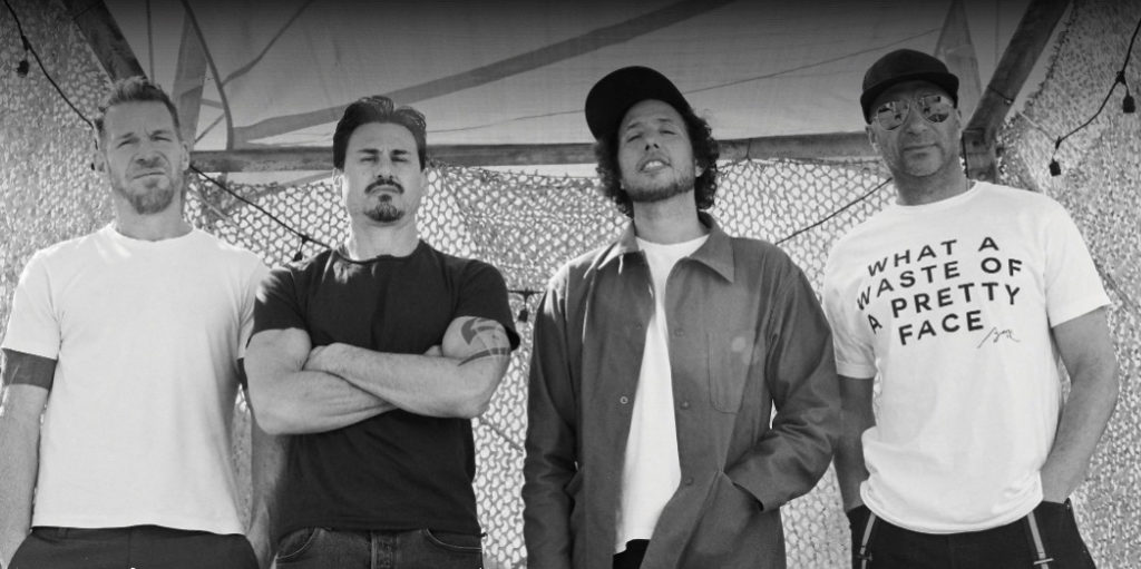 Rage Against The Machine – Keményen készülnek az európai koncertekre