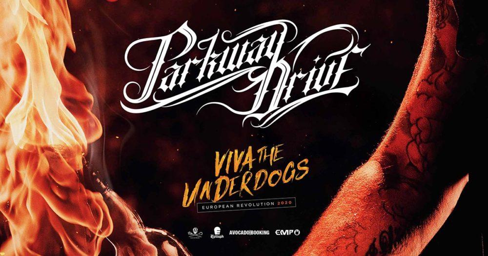 Parkway Drive koncert 2020-ban!